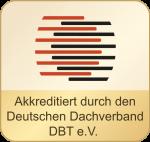 Akkreditiert durch den Deutschen Dachverband DBT e.V.