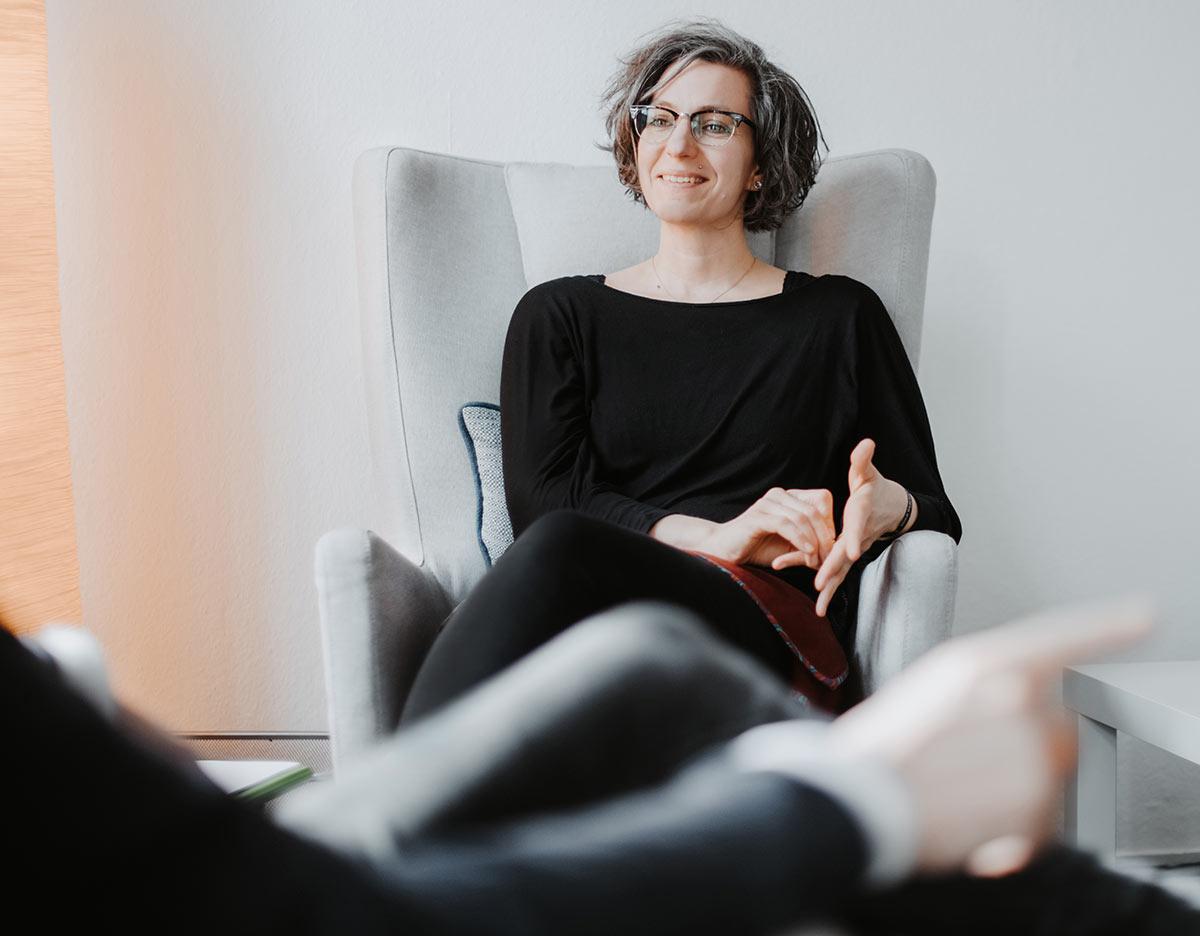 Dr. Nora Heine Psychotherapeutin in Braunschweig