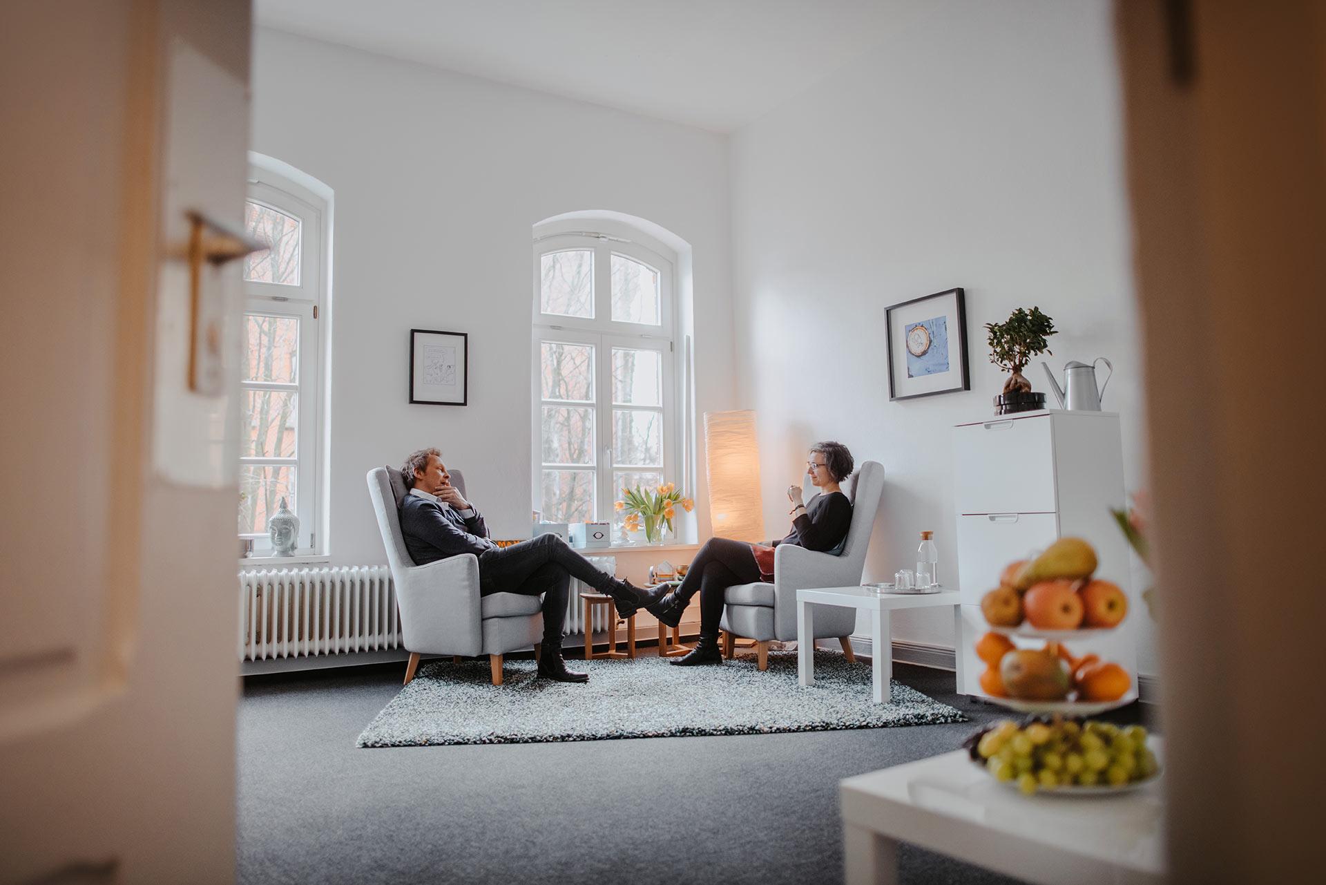 Psychotherapie Praxis Dr. Nora Heine in Braunschweig